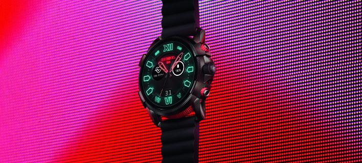 Η νέα συλλογή smartwatches της Diesel