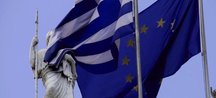 Το ερώτημα αν η Ελλάδα χρειάζεται ένα νέο δίχτυ ασφαλείας μετά το τέλος του προγράμματος θέτει η FAZ/ Φωτογραφία: Eurokinissi