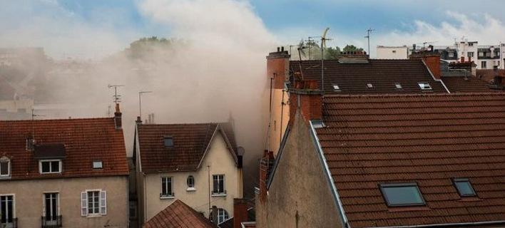 Ισχυρή έκρηξη στη Ντιζόν της Γαλλίας -Toυλάχιστον 18 τραυματίες [εικόνες]