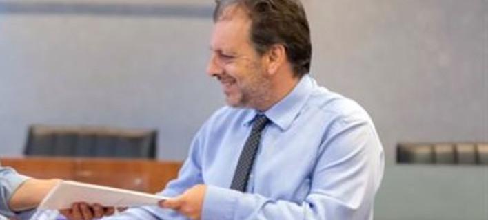Παραιτήθηκε ο γ.γ. του υπουργείου Δικαιοσύνης Κωνσταντίνος Κοσμάτος