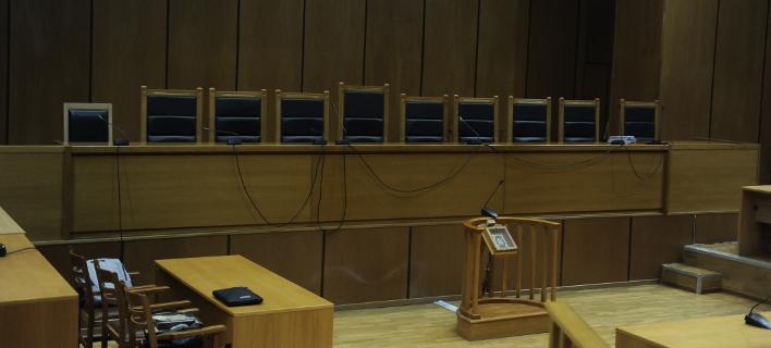Δικαστήριο, Φωτογραφία: Eurokinissi