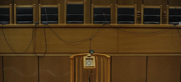 Δικαστική αίθουσα, Φωτογραφία: Eurokinissi