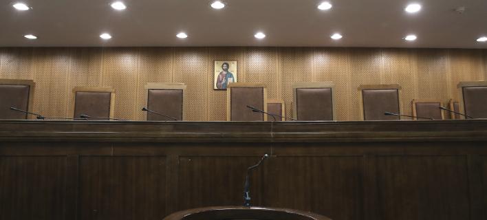 Αίθουσα δικαστηρίου/ Φωτογραφία: INTIME NEWS- ΛΙΑΚΟΣ ΓΙΑΝΝΗΣ