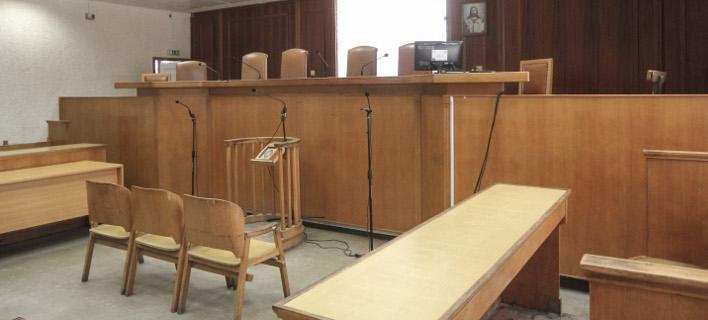 Δικαστήριο (Φωτογραφία: Eurokinissi)