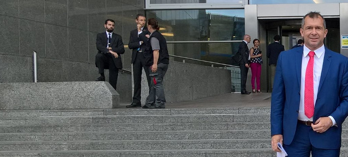 Δικηγόροι Αιγίου: Εδωσαν «μάχη» στις Βρυξέλλες για το ασφαλιστικό και το φορολογικό