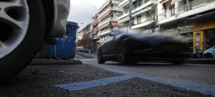 Εντατικοί έλεγχοι για την παράνομη στάθμευση στη Θεσσαλονίκη/ Φωτογραφία: Intimenews