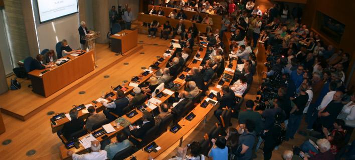 Δημοτικό Συμβούλιο Θεσσαλονίκης/Φωτογραφία: IntimeNews