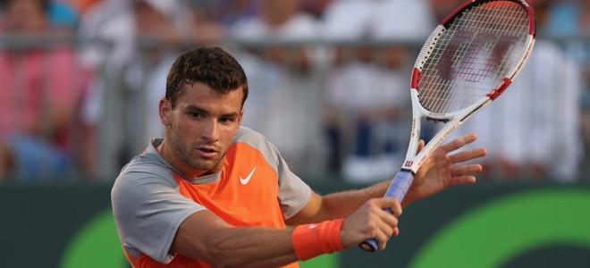 Ενας τζέντλεμαν τενίστας -Ο Ντιμίτροφ σταμάτησε τον αγώνα για να βοηθήσει ball g