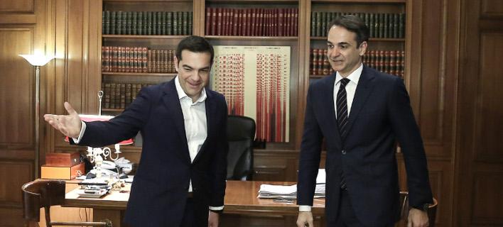 Δημοσκόπηση Rass: Ισχυρό προβάδισμα 10,2% της ΝΔ έναντι του ΣΥΡΙΖΑ [pdf]