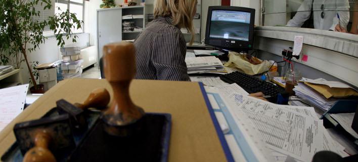 Η προαγωγή γίνεται κίνητρο για την αξιολόγηση στο Δημόσιο (Φωτογραφία: EUROKINISSI/ ΤΑΤΙΑΝΑ ΜΠΟΛΑΡΗ)