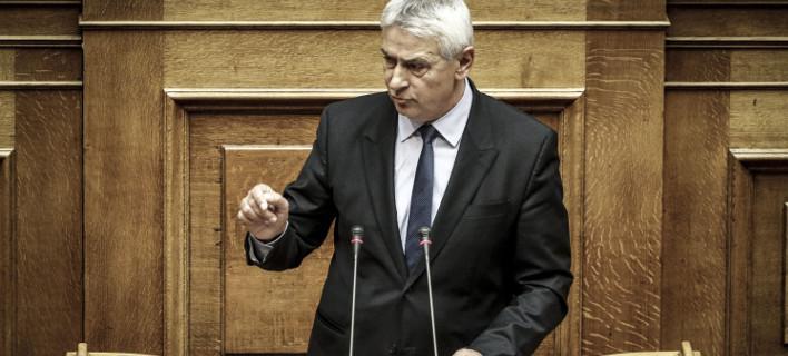 Ο Αναστάσιος Δημοσχάκης (Φωτογραφία: EUROKINISSI/ΓΙΩΡΓΟΣ ΚΟΝΤΑΡΙΝΗΣ)