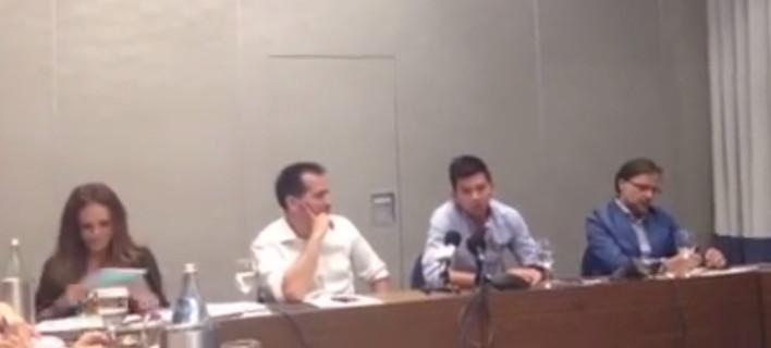 Μύλος στο δημοτικό συμβούλιο Θεσσαλονίκης για τον Ορέστη Τσανγκ -«Καραγκιόζη» τον είπε δημ. σύμβουλος [βίντεο]