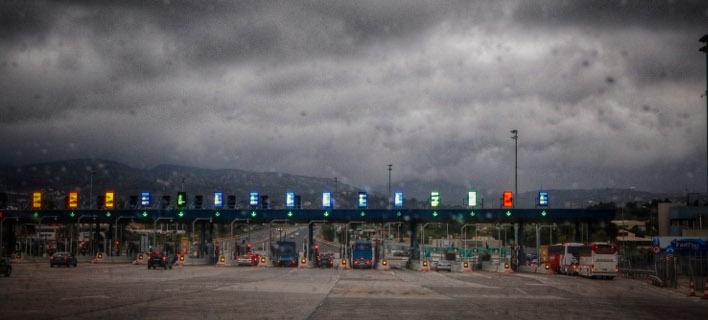 Φθιώτιδα: Συναγερμός για ληστεία στα διόδια της Τραγάνας /Φωτογραφία αρχείου: EUROKINISSI/ΓΙΩΡΓΟΣ ΚΟΝΤΑΡΙΝΗΣ