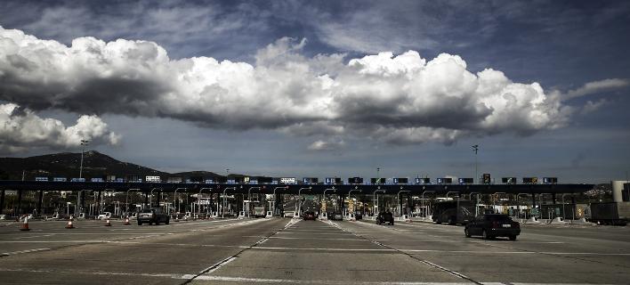 Φωτογραφία: Οι νέες τιμές των διοδίων στον αυτοκινητόδρομο της Ιόνιας Οδού/SOOC