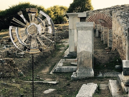 Αρχαίου θεάτρου Φιλίππων