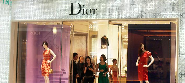 Kατάστημα του οίκου Dior
