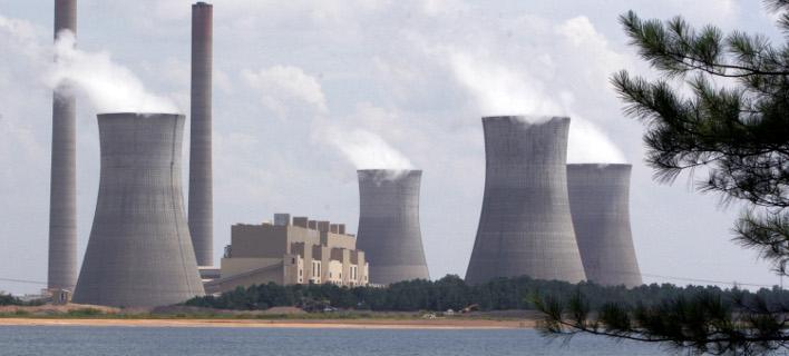 διοξείδιο του άνθρακα/Φωτογραφία: AP