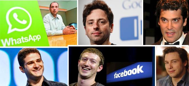 Αυτοί είναι οι έξι νεαρότεροι δισεκατομμύριουχοι στον κόσμο [εικόνες & βίντεο]