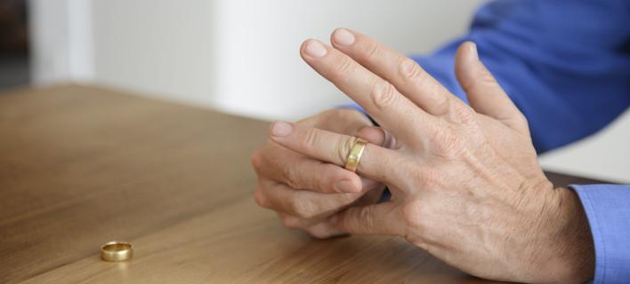Η κρίση φέρνει χωρισμό -Εκρηξη των διαζυγίων στην Ελλάδα