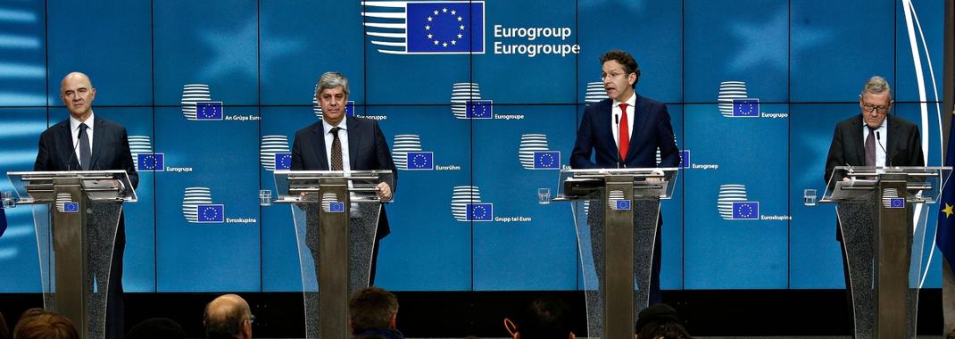 "Eurogroup: Έπαινοι στην Ελλάδα – ""Είστε ιδιοκτήτες του σχεδίου"" – ""Παράνοια"" το 2015 του Βαρουφάκη"