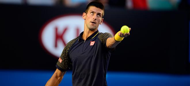 Ανετη πρόκριση του Τζόκοβιτς στον τελικό του Αυστραλιανού Οπεν