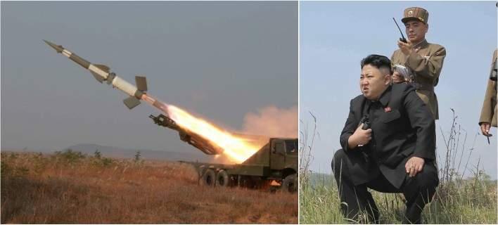 Φόβοι ότι η Βόρεια Κορέα εκτόξευσε βαλλιστικό πύραυλο -Σημειώθηκε σεισμική δόνηση