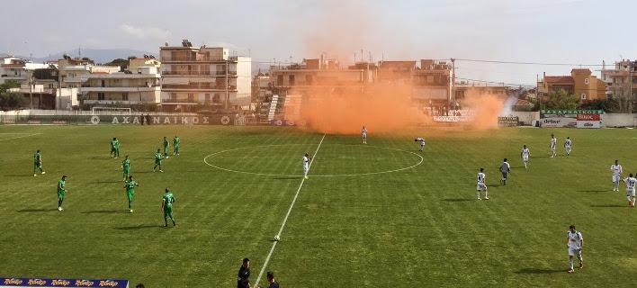 Αποβλήθηκε από τη Football League ο Αχαρναϊκός