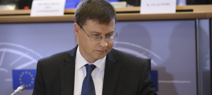 Ντομπρόβσκις: Η Ελλάδα μπορεί να επιστρέψει στην ανάπτυξη στα μέσα του 2016, αν...