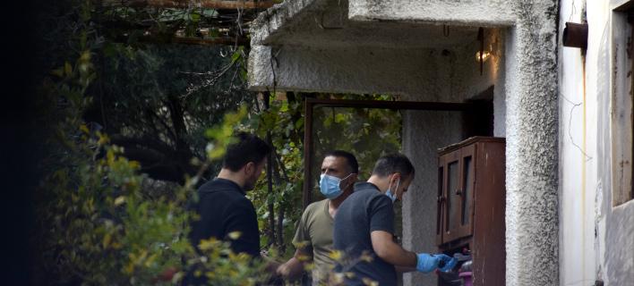 δολοφονία στο Σχινοχώρι Αργολίδος/Φωτογραφία: Eurokinissi