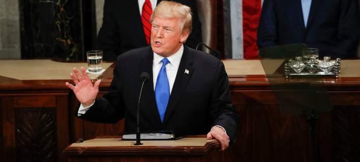 Ο Ντοναλντ Τραμπ /Φωτογραφία: AP