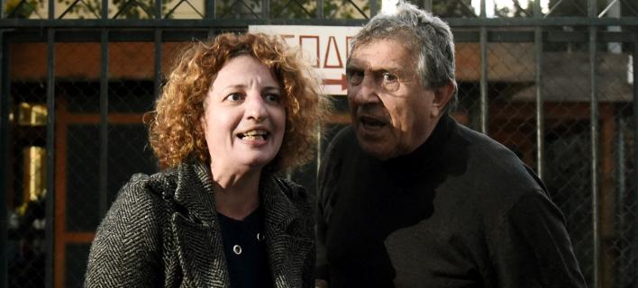 Φωτογραφία: Eurokinissi/ Δολοφονία Ζέμπερη: Υπόμνημα στον ανακριτή θα καταθέσει η μητέρα της- Τι ζητά
