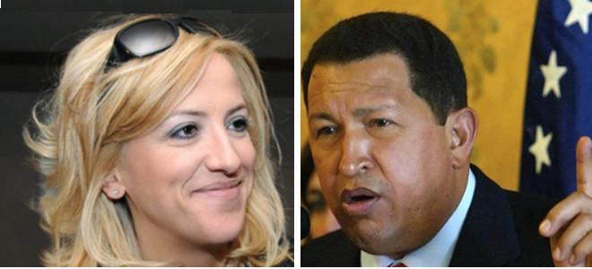 Συνάντηση Δούρου - Τσάβες στη Βενεζουέλα