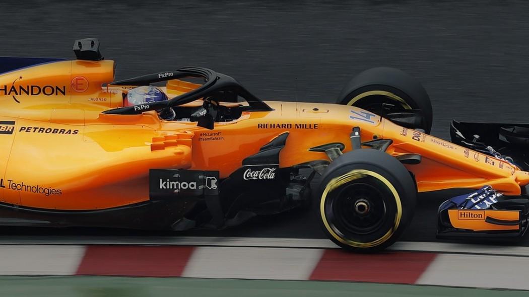 Formula 1: Με McLaren το ντεμπούτο της Coca Cola