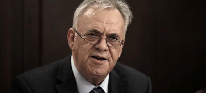 Εγκρίθηκε κονδύλι 3.000 ευρώ για έπιπλα του αντιπροέδρου Γιάννη Δραγασάκη [εικόνα]