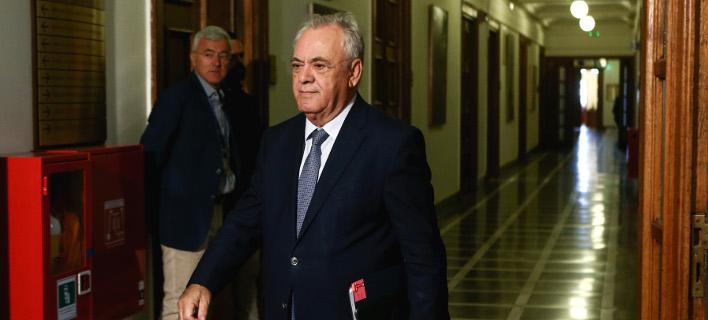 Ο αντιπρόεδρος της κυβέρνησης Γιάννης Δραγασάκης -Φωτογραφία αρχείου: Intimenews/ΤΖΑΜΑΡΟΣ ΠΑΝΑΓΙΩΤΗΣ