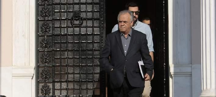 Ομολογία Δραγασάκη: Πιστεύαμε ότι αν απειλούσαμε με Grexit, οι ευρωπαίοι θα τρόμαζαν –Κάναμε λάθος