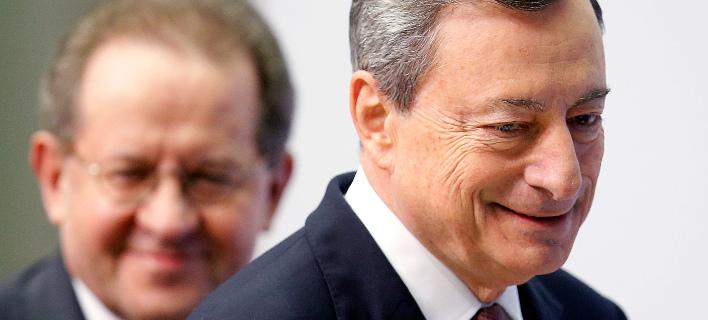 Ντράγκι: Είναι στο χέρι της Ελλάδας αν θα χρειαστεί 4ο πρόγραμμα /Φωτογραφία: AP