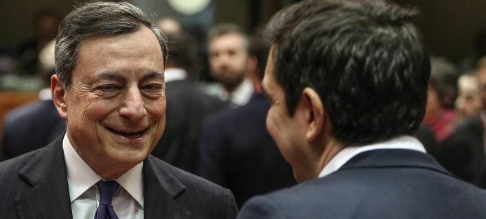 «Παράθυρο» από την ΕΚΤ για παράταση του προγράμματος ποσοτικής χαλάρωσης