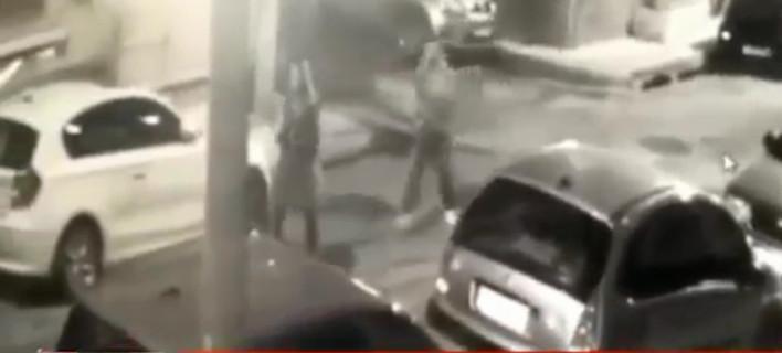 Τα βίντεο με τις επιθέσεις του δράκου των Αμπελοκήπων / youtube