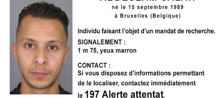 Πληροφορίες ότι συνελήφθη ο καταζητούμενος νούμερο 1 Σαλάχ Αμπντελσλάμ