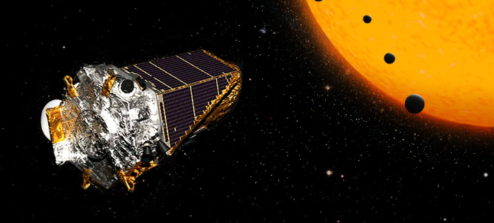 Φωτογραφία: Twitter/NASA