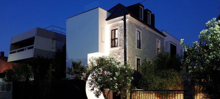 Dream House στο Κεφαλάρι, μια μοναδική οικία (Φωτογραφία: Kipseli Architects)