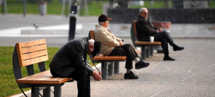 Ηλικιωμένοι/Φωτογραφία: Eurokinissi