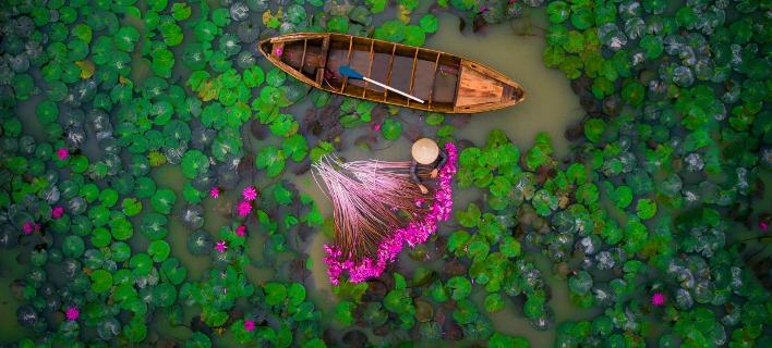 Ο κόσμος από ψηλά -Οι καλύτερες φωτογραφίες με drone (Φωτογραφία: dronestagr.am)
