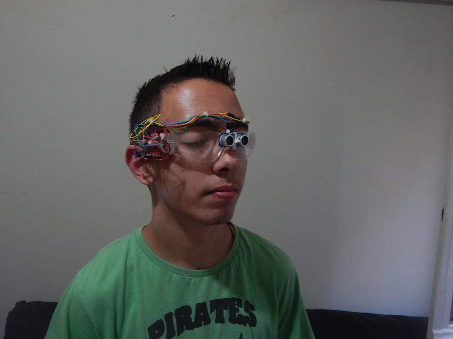 Η Ελλάδα του μέλλοντος: Μαθητής από την Αρτα έφτιαξε ειδικά γυαλιά για τυφλούς και τον αποθεώνει η Google [εικόνες] | iefimerida.gr 5