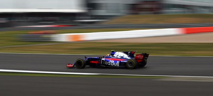 Φωτογραφία: F1