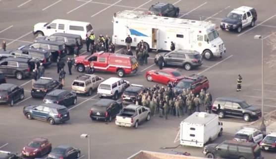 Πυροβολισμοί στο Ντένβερ -Nεκρός αστυνομικός, έξι τραυματίες [εικόνες & βίντεο]