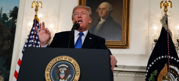 Οι ΗΠΑ επανέφεραν σε ισχύ σκληρές μονομερείς κυρώσεις κατά του Ιράν
