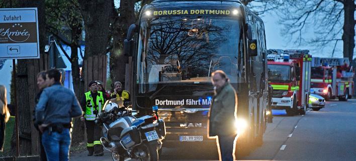 Ντόρτμουντ: Συνελήφθη ύποπτος ισλαμιστής για την επίθεση στο πούλμαν