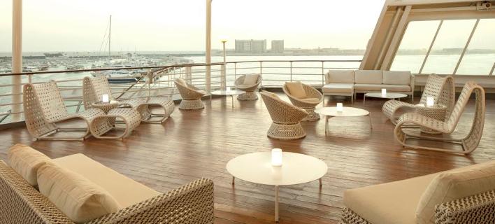 Πλωτό ξενοδοχείο στο Ντουμπάι